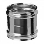 Ferrum Адаптер ММ нержавеющая сталь 0,5мм Ф120