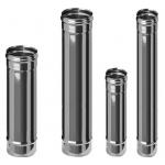 Ferrum Дымоход L-0.25м. нержавеющая сталь 0,5мм Ф125