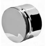 Ferrum Заглушка внутренняя нержавеющая сталь 0,5мм Ф110